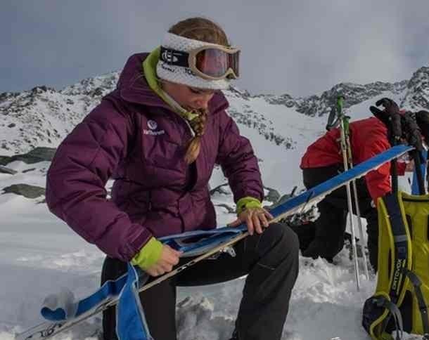 Alpinistické lyžovanie